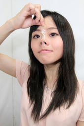 みずきの鼻&鼻水観察