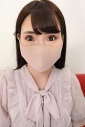マスク越しの接吻!!【フィット系マスク限定】マネキンに薄さ0.5mmの壁を隔てて本気でキスしたももかちゃん