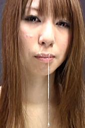 ハイビジョン高画質(HDV-720p)でお送りする美女の鼻水