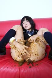 うんこ膣入れオナニー【スカトロ作品期間限定ワンコインキャンペーン】